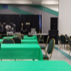 Photo taken at Greenwood Cultural Center by John C. on 12/27/2014