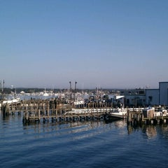 Photo taken at The Block Island Ferry by Allison M. on 10/5/2012
