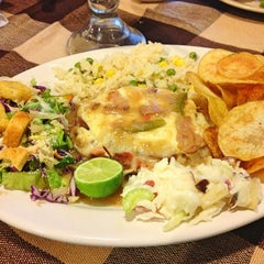 Photo taken at Restaurante Nora by Nathaly K. on 1/5/2013