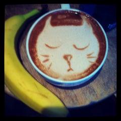 Photo taken at Bibo Coffee Co. by Jennifer S. on 3/8/2013