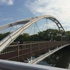 Photo taken at アルバカーキ橋 by you_nagi on 5/17/2015