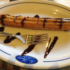 Photo taken at San Agustín. Chocolate y Churros by Alejandra A. on 11/25/2012