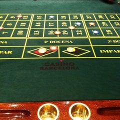 Photo taken at Casino Barcelona by Natalia S. on 11/8/2012