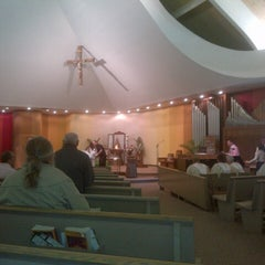 Photo taken at North American Martyrs by John M. on 5/12/2013