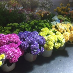 Photo taken at SF Flower Mart by Sarah R. on 5/29/2013
