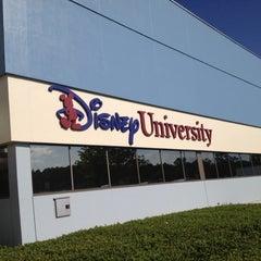 Photo taken at Disney University by Mike R. on 6/14/2013