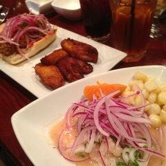 Photo taken at Costanera Restaurant by Fernando S. on 7/27/2013