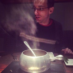 Photo taken at The Melting Pot by Caitlyn  on 11/5/2013