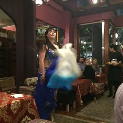 Photo taken at Ahmet's Turkish Restaurant by Clarence T. on 8/2/2015