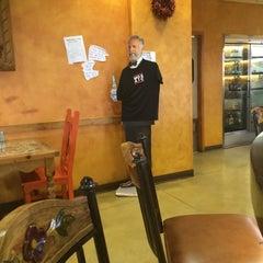 Photo taken at Teresa's Mosaic Cafe by ASophie Q. on 9/3/2014
