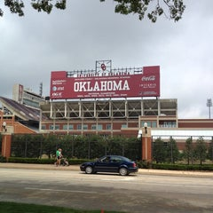 Photo taken at University of Oklahoma by Terry V. on 7/26/2013