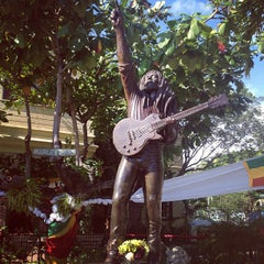 Photo taken at Bob Marley Museum by Becky K. on 2/16/2013