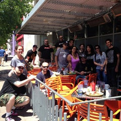 Photo taken at Cafe 222 by Angie V. on 7/17/2013