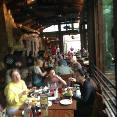 Photo taken at Gruene River Grill by Jacqueline C. on 6/9/2013