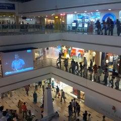 Photo taken at Inorbit Mall by Machindra G. on 9/30/2012