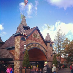Photo taken at Canobie Lake Park by Satoru M. on 10/21/2012