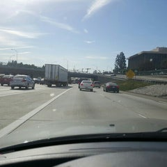 Photo taken at I-5 (Santa Ana Freeway) by Pilar P. on 10/27/2015