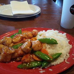 Photo taken at Pei Wei by Don M. on 7/29/2013