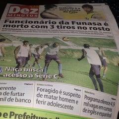 Photo taken at Diário Do Amazonas by Carlinhow B. on 7/31/2013
