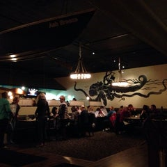 Photo taken at Thirsty Perch Fish & Oyster House by Ashley H. on 11/10/2013