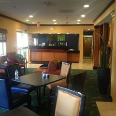 Photo taken at Fairfield Inn & Suites Dallas Mesquite by Tabitha S. on 9/6/2013