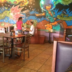 Photo taken at Tijuana Flats by Stephen S. on 10/6/2012
