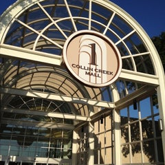 Photo taken at Collin Creek Mall by Carter P. on 11/4/2012