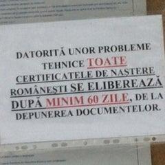 Photo taken at Consulatul României by Petru T. on 1/29/2014