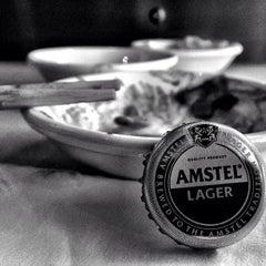 Photo taken at Thyme On Nicol Restaurant by Brennan B. on 5/12/2013