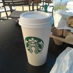 Photo taken at Starbucks by Keyana W. on 10/28/2012