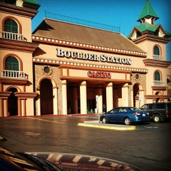 Photo taken at Boulder Station Hotel & Casino by BDG on 11/23/2012