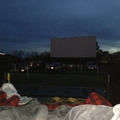 Photo taken at Aut-O-Rama Twin Drive-In Theatre by Devin G. on 5/3/2013