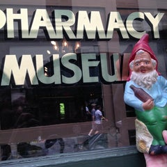 Photo taken at New Orleans Pharmacy Museum by Warren B. on 7/20/2013