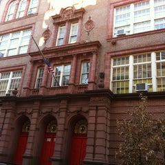 Photo taken at PS 42 by Regina P. on 12/28/2012