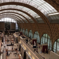 Photo taken at Musée d'Orsay by Evan S. on 6/23/2013