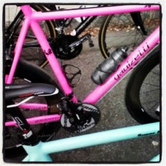 Photo taken at Piermont Bicycle Connection by David Schloss on 3/4/2013