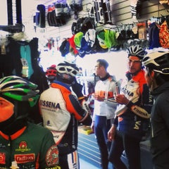 Photo taken at Piermont Bicycle Connection by David Schloss on 3/24/2013