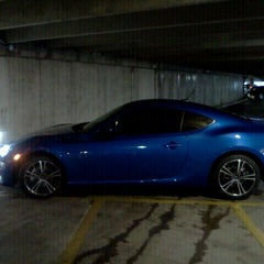 Photo taken at Parking Garage by Andrew D. on 12/16/2012