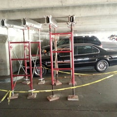 Photo taken at Parking Garage by Andrew D. on 4/27/2014
