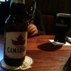 Photo taken at Doolin's Irish Pub by Melike Baler . on 10/26/2012
