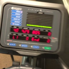 Photo taken at Gym by Lovell on 8/21/2014