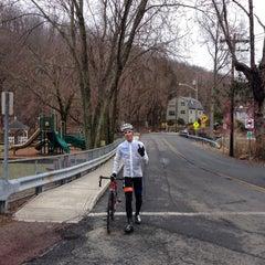 Photo taken at Piermont Bicycle Connection by Jason S. on 3/30/2014