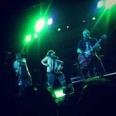 Photo taken at Marquee Theatre by HEATHER K. on 10/29/2012