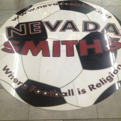 Photo taken at Nevada Smiths by Nikita D. on 4/12/2013
