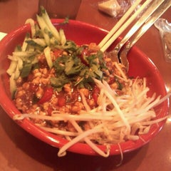 Photo taken at Pei Wei by Kevin L. on 10/30/2012