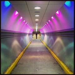 Photo taken at NJT - Metropark Station (NEC) by David F. on 3/9/2013