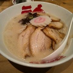 Photo taken at ラーメン神楽 米子店 by Yukio U. on 5/19/2014