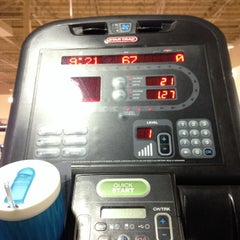 Photo taken at 24 Hour Fitness by Gladys S. on 3/2/2014