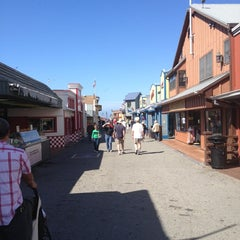 Photo taken at Old Fisherman's Wharf by Melanie S. on 6/14/2013