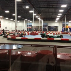 Photo taken at K1 Speed by Gody on 1/12/2013